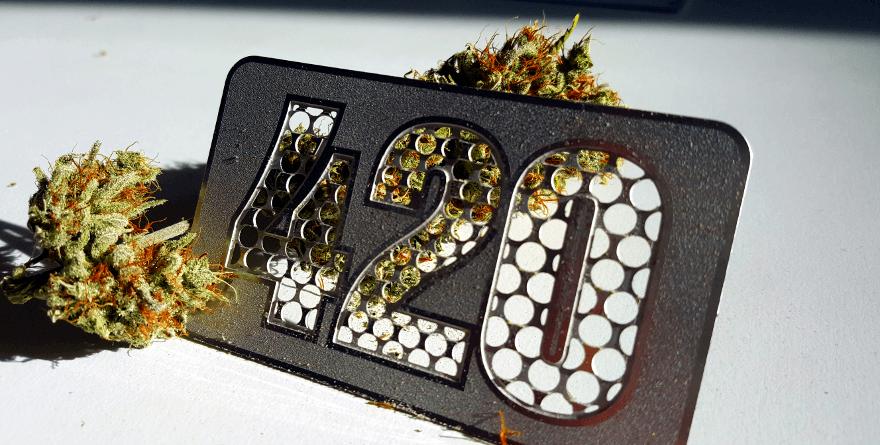 420 i marihuana