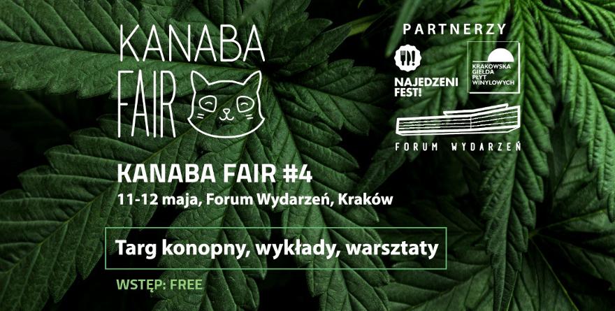 Plakat Kanaba Fair #4
