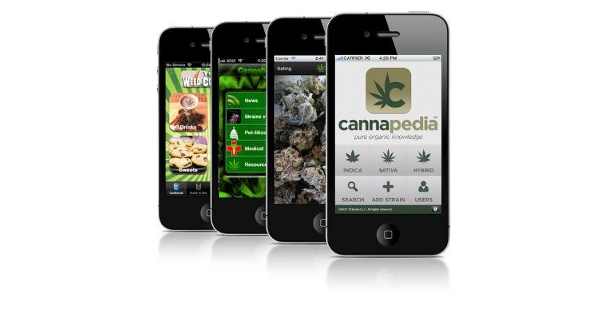 aplikacje marihuana