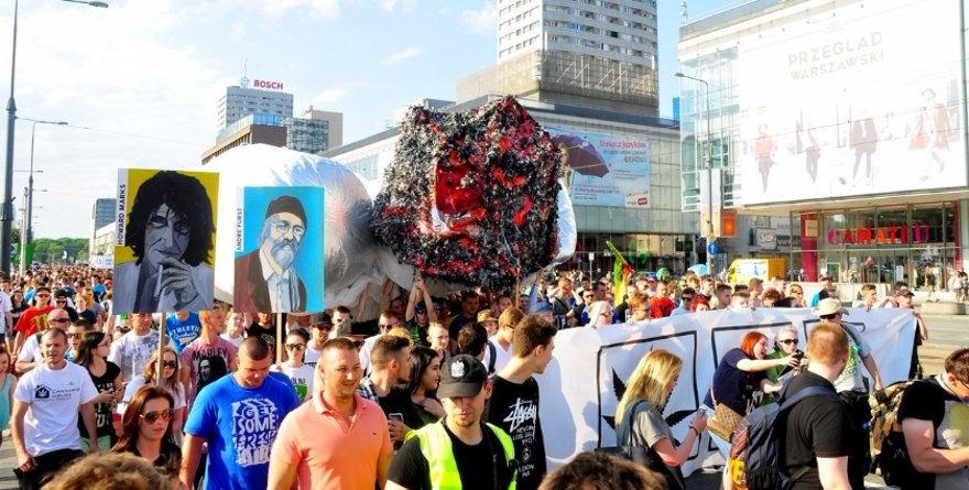 Marsz Wyzwolenia Konopi 2019