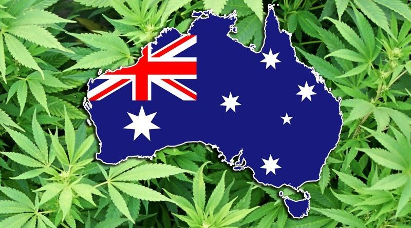 australia legalizacja