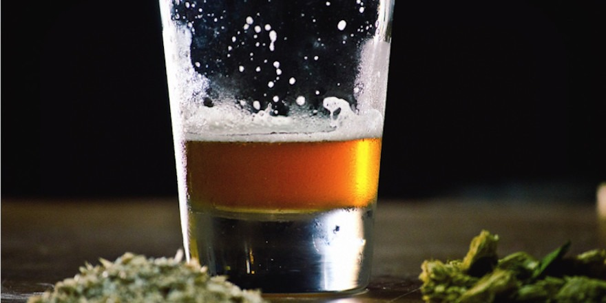 Piwo i marihuana