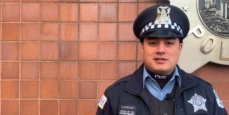 Policjant z Chicago