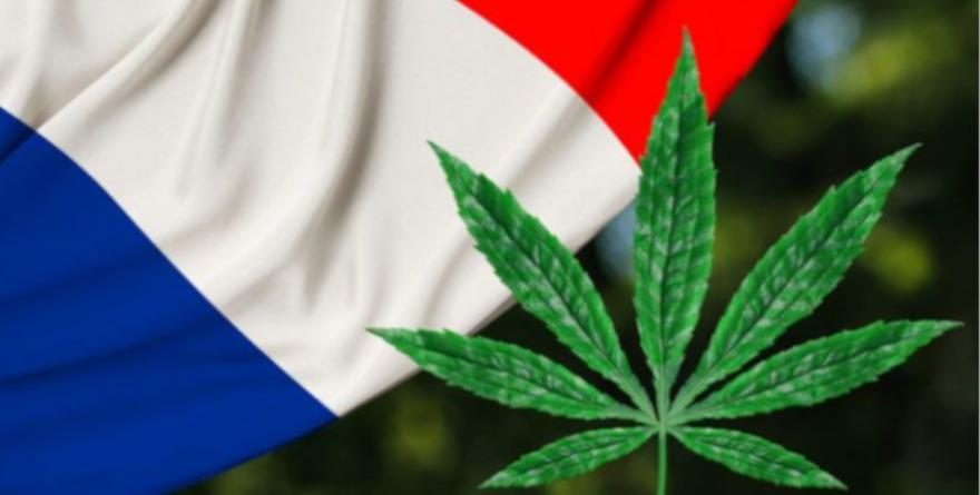 marihuana we Francji