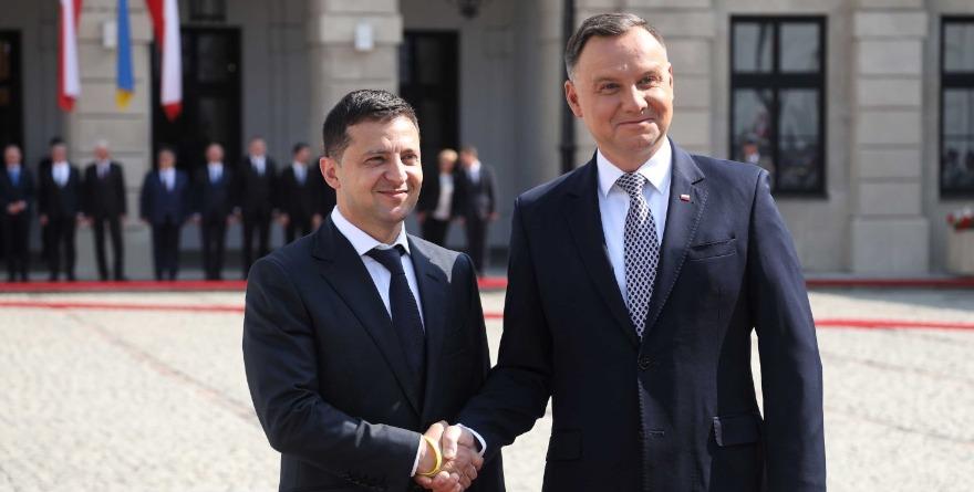 Prezydent Ukrainy
