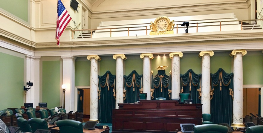 Senat Rhode Island