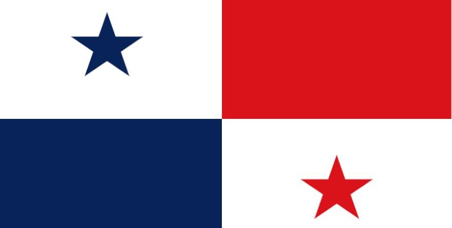 flaga Panamy