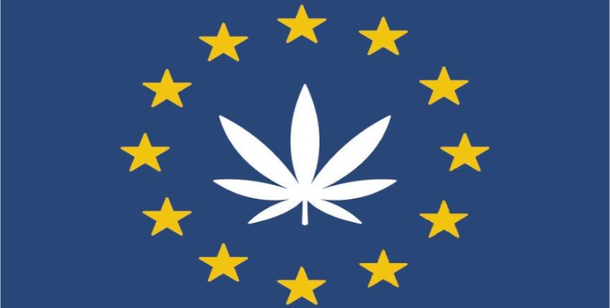 konopna flaga UE